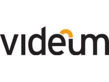 CMYK/EPS Logo för Videum AB