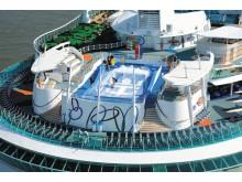 Freedom of the Seas - vauhdikkaita aktiviteetteja