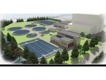Stort miljöteknik projekt till C3C. Industristommar och betongbassänger till Sobacken ARV