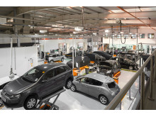 Automotive academy bays (1)