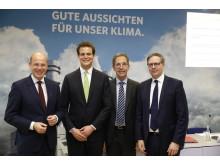 """Pressekonferenz """"Endspurt Klimaziel 2020: Welche Rolle spielt ERDGAS in der Energieerzeugung?"""""""