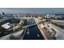 Nya hamnen i Tallinns Gamla stan