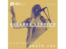 Susanne Sundør - Årets Låt (Delirious) P3 Gull 2015