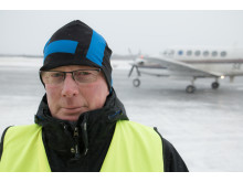 Klart med avtal för ambulansflyg över Kvarken