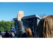 Volvo Car Sverige och bilpoolsföretaget Sunfleet i samarbete- Succén med delade festivalbiljetter till Way Out West växer