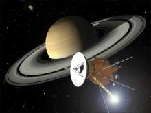 NASA spacecraft Cassini