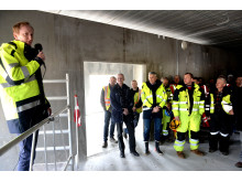 Rejsegilde på Sønderjysk Biogas feb. 2016