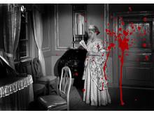 Spöklikt, Kråks herrgård