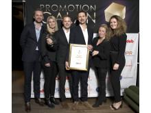 Vinnare Årets Leverantör - VINGA