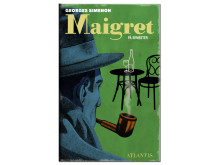 Maigret på semester av Georges Simenon