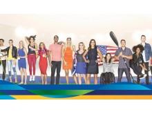 Galleria Immagini Team Visa Rio 2016