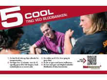 5 cool ting ved Blodbanken