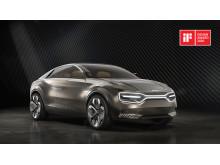 """Konseptbilen """"Imagine by Kia"""" vinner iF Design Award 2020"""