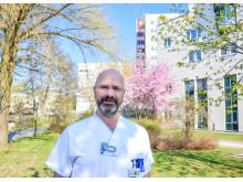 Pressmeddelande Tomas Jerlströms forskning, Region Örebro län 2019