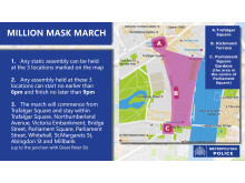 Map - Million Mask Mask
