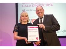 Cocoa Life reaccreditation at BiTC awards
