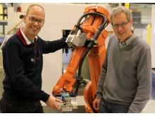 Fredrik Danielsson, Bo Svensson, robot