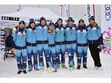 Svenska landslaget i Skicross