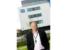 Geir Tønnesland, administrerende direktør i LOS