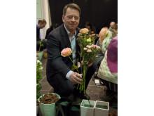 400 florister i blomstrande rekord
