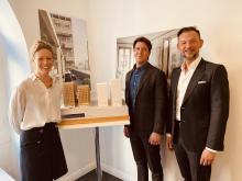 Stark försäljning möjliggör byggstart för Stockholms första innerstadskvarter i trä