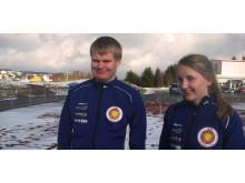 Bodø friidrett fikk 17.000 kroner fra Grasrotandelen