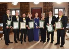Entreprenører tar gull i Sverige