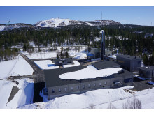 Kuusamon energia- ja vesiosuuskunta, Rukan jätevedenpuhdistamo