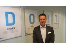 Tomas Åberg - landschef Resurs Bank Finland