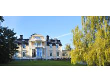 Villa Svalnäs från Nasbyviken