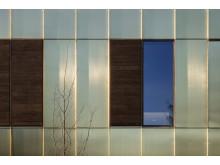 Urban Hospice Kopenhagen - Kebony Fenster