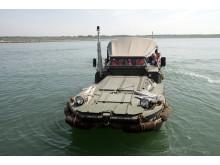 Amphibienfahrzeug DUKW 353