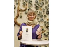 Drickyoghurt med blåbär trea i Matverk Jämtland