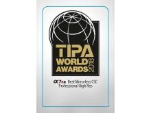 TIPA 2018_a7R III