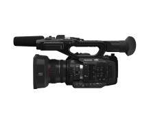 Panasonic introduces professional 4K 60p/50p camcorder with extremely wide 24mm 20x optical zoom lens
