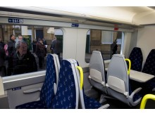 AbellioScotrail - Faster, Longer, Greener 'train' unveiled at Edinburgh Waverley