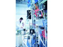 Bürkert er en globalt førende leverandør af produkter og løsninger til automationsopgaver i procesindustrien