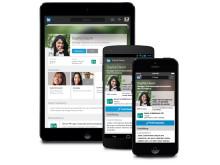 Linkedin optimiert Nutzerprofile für Mobilgeräte