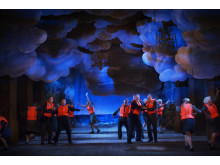 Idomeneo på Drottningholm: Kungliga Operans kör
