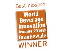 "World Beverage Innovation Awards - Kategorie ""Bester Verschluss"""