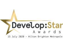 Develop Star Awards 2020 Logo