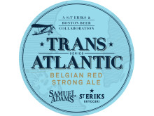 Samuel Adams och S:t Eriks Transatlantic Belgian Red Strong Ale
