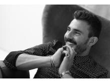 Italienischer Schuhdesigner Mario Pini Arbeitet mit dem Premiumlabel TAPODTS zusammen