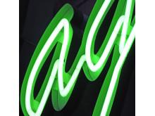 Neonskylt Lagamati