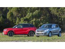 Suzuki Swift og Vitara leasing