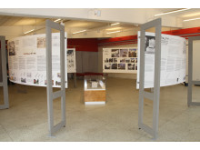 Bild 6 - utställningen Ralph Erskine - Arkitekt med engagemang för samhället och människan