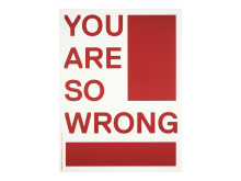 14 RED PRINTS – Wrong – Lars Fuhre
