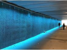 Tidstunneln i Västra Frölunda, Göteborg