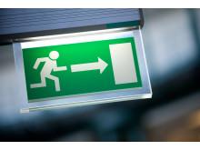 Kuvituskuva: hätäuloskäynti
