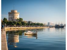 Thessaloniki från Landvetter